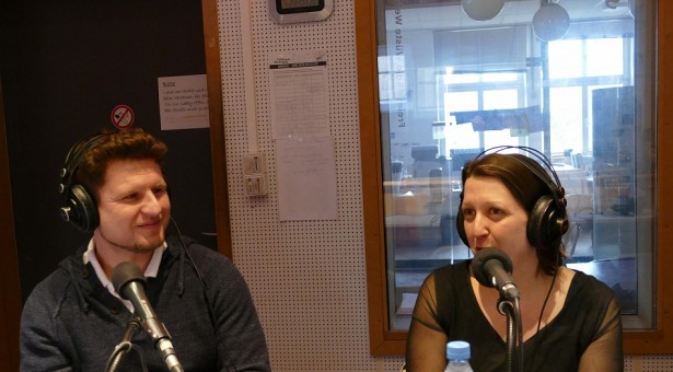 Wir waren im freien Radio!!!
