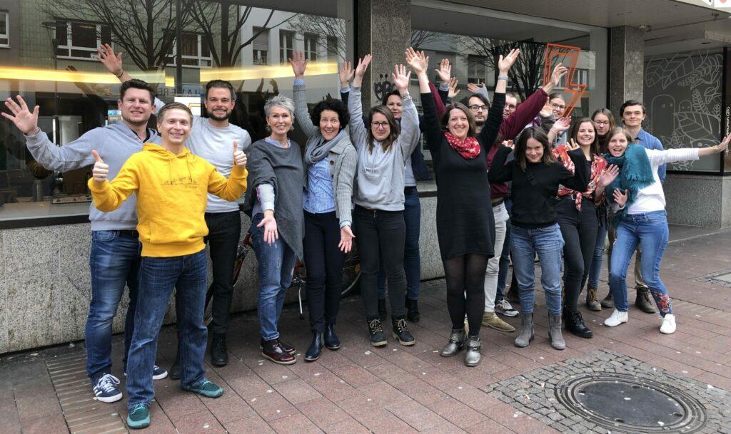 Social Innovation Camp … again – zu Gast in Ludwigshafen