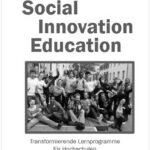 """Das vorläufige Cover des Buchs """"Social Innovation Education"""""""