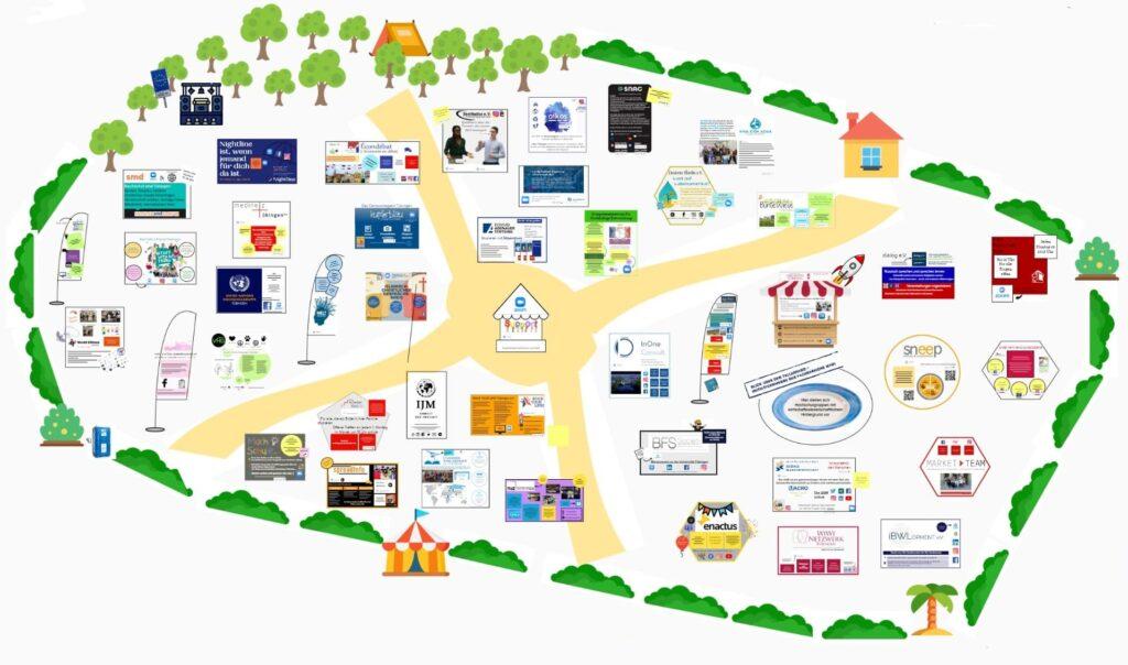 Unser digitaler Marktplatz beim Dies Digitalis